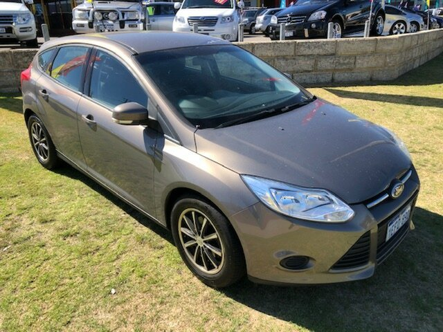 Used Ford Focus LW MkII Ambiente PwrShift Wangara, 2013 Ford Focus LW MkII Ambiente PwrShift Grey 6 Speed Sports Automatic Dual Clutch Hatchback
