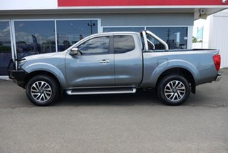 2019 Nissan Navara D23 S4 MY19 ST-X King Cab Grey 7 Speed Sports Automatic Utility