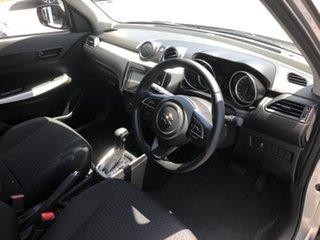 2020 Suzuki Swift AZ Series II GL Navigator Premium Silver 1 Speed Constant Variable Hatchback.