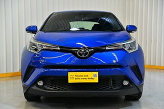 2019 Toyota C-HR NGX10R Update (2WD) Blue Continuous Variable Wagon
