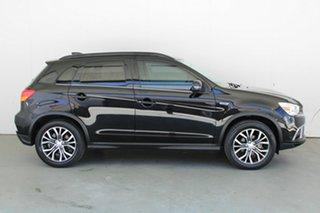 2018 Mitsubishi ASX XC MY18 LS 2WD Black 1 Speed Constant Variable Wagon
