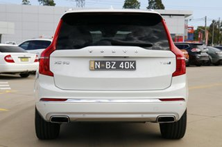 2019 Volvo XC90 256 MY20 T6 Inscription (AWD) Ice White 8 Speed Automatic Geartronic Wagon