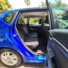 2017 Honda Jazz GF MY17 VTi Blue 5 Speed Manual Hatchback