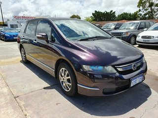 2007 Honda Odyssey 3rd Gen MY07 Luxury Black 5 Speed Sports Automatic Wagon.