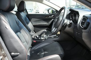 2014 Mazda 3 BM5278 Touring SKYACTIV-Drive Grey 6 Speed Sports Automatic Sedan