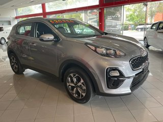 2020 Kia Sportage QL MY20 S 2WD Silver 6 Speed Sports Automatic Wagon.