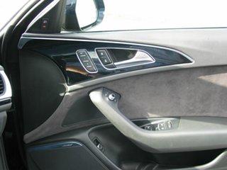 2018 Audi A6 4GL MY18 1.8 TFSI Black Edition Black 7 Speed Auto Dual Clutch Sedan
