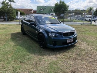 2009 Holden Commodore VE MY09.5 SV6 Blue 5 Speed Sports Automatic Sedan.