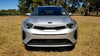 2020 Kia Stonic YB MY21 Sport FWD Silky Silver 6 Speed 6AT Wagon