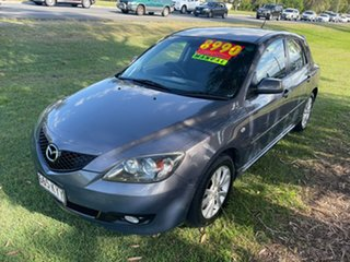 2007 Mazda 3 BK10F2 MZR-CD 6 Speed Manual Hatchback.