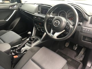 2012 Mazda CX-5 KE1071 Maxx SKYACTIV-MT Blue 6 Speed Manual Wagon