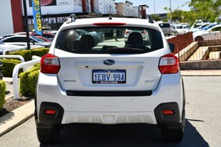 2013 Subaru XV G4X MY14 2.0i AWD Satin White Pearl 6 Speed Manual Wagon