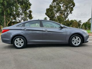 2011 Hyundai i45 YF MY11 Active Dark Grey 6 Speed Sports Automatic Sedan.