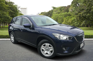2012 Mazda CX-5 KE1071 Maxx SKYACTIV-MT Blue 6 Speed Manual Wagon.
