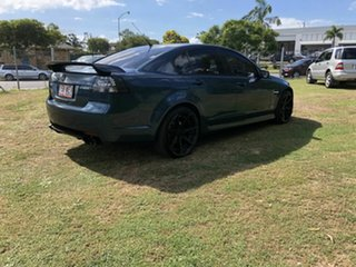 2009 Holden Commodore VE MY09.5 SV6 Blue 5 Speed Sports Automatic Sedan