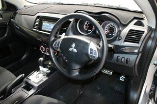 2014 Mitsubishi Lancer CJ MY14.5 GSR Sportback Silver 6 Speed CVT Auto Sequential Hatchback