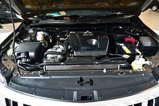 2015 Mitsubishi Triton MQ MY16 GLS Double Cab Grey 5 Speed Sports Automatic Utility