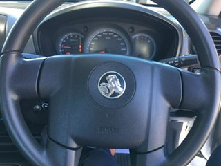 2011 Holden Colorado RC LX White Manual