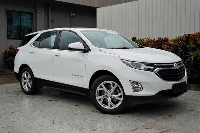 Used Holden Equinox EQ MY18 LT FWD Cairns, 2018 Holden Equinox EQ MY18 LT FWD White 9 Speed Sports Automatic Wagon