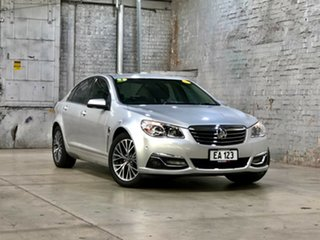 2016 Holden Calais VF II MY16 Silver 6 Speed Sports Automatic Sedan.
