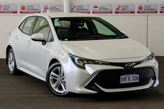 2019 Toyota Corolla Mzea12R Ascent Sport Crystal Pearl Continuous Variable Hatchback.