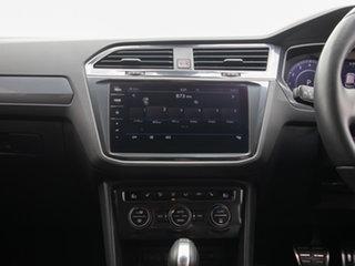 2017 Volkswagen Tiguan 5NA 162 TSI Highline White 7 Speed Auto Direct Shift Wagon