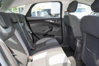 2013 Ford Focus LW MkII Sport Black/Grey 5 Speed Manual Hatchback