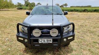 2015 Ford Ranger PX MkII Wildtrak Double Cab Aluminium 6 Speed Sports Automatic Utility.