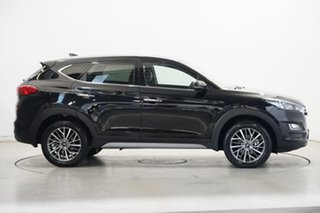 2020 Hyundai Tucson TL3 MY20 Elite D-CT AWD Phantom Black 7 Speed Sports Automatic Dual Clutch Wagon