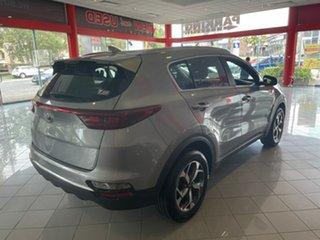 2020 Kia Sportage QL MY20 S 2WD Silver 6 Speed Sports Automatic Wagon