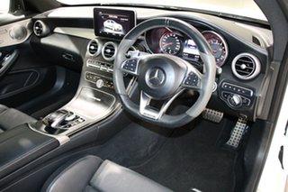 2017 Mercedes-AMG C63 S C Diamond White 7 Speed Automatic Coupe