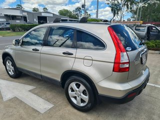 2008 Honda CR-V RE MY2007 Special Edition 4WD Gold 6 Speed Manual Wagon