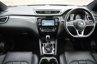 2019 Nissan Qashqai J11 Series 2 Ti X-tronic White 1 Speed Constant Variable Wagon