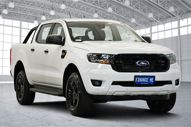 Used Ford Ranger PX MkIII 2020.25MY Sport Victoria Park, 2020 Ford Ranger PX MkIII 2020.25MY Sport White 6 Speed Sports Automatic Double Cab Pick Up