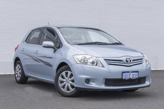 2010 Toyota Corolla ZRE152R MY11 Ascent Blue 4 Speed Automatic Hatchback.