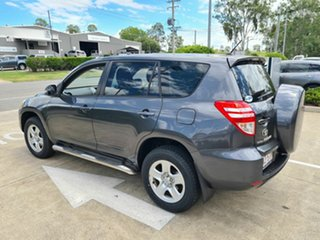 2012 Toyota RAV4 ACA33R MY12 CV Grey 5 Speed Manual Wagon
