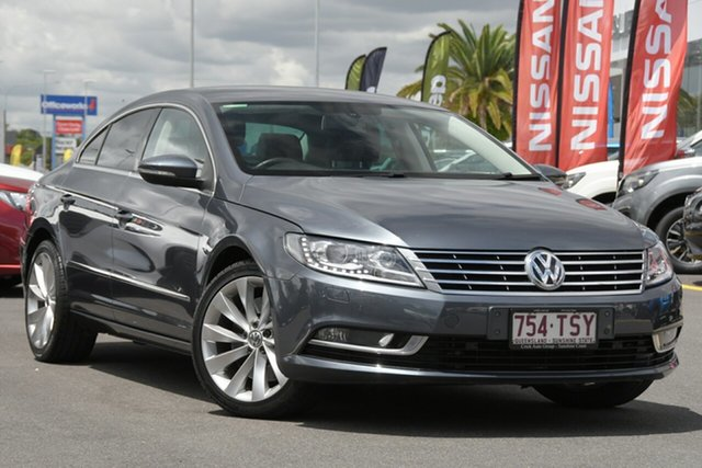Used Volkswagen CC Type 3CC MY13.5 V6 FSI DSG 4MOTION Aspley, 2013 Volkswagen CC Type 3CC MY13.5 V6 FSI DSG 4MOTION Grey 6 Speed Sports Automatic Dual Clutch