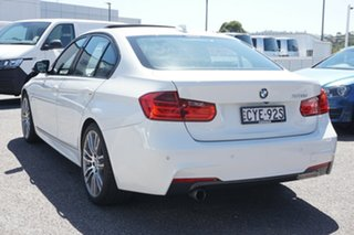 2015 BMW 3 Series F34 MY1114 320i Gran Turismo M Sport White 8 Speed Sports Automatic Hatchback