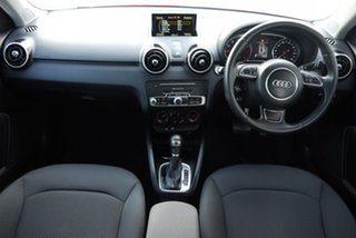 2015 Audi A1 8X MY15 Sportback S Tronic Red 7 Speed Sports Automatic Dual Clutch Hatchback.