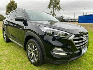 2016 Hyundai Tucson TL Active X 2WD Phantom Black 6 Speed Sports Automatic Wagon.