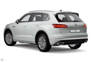 2021 Volkswagen Touareg CR 170TDI White Sports Automatic SUV