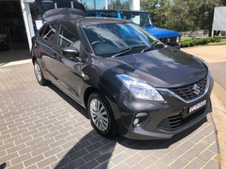 2020 Suzuki Baleno EW Series II GL Grey 4 Speed Automatic Hatchback.