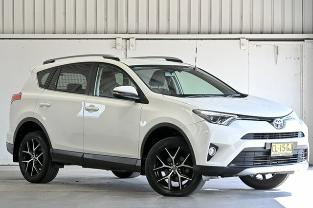 Used Toyota RAV4 ZSA42R GXL 2WD Laverton North, 2016 Toyota RAV4 ZSA42R GXL 2WD White 7 Speed Constant Variable Wagon