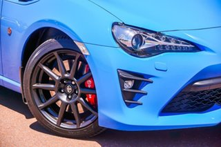 2018 Toyota 86 ZN6 GTS Apollo Blue Blue 6 Speed Manual Coupe