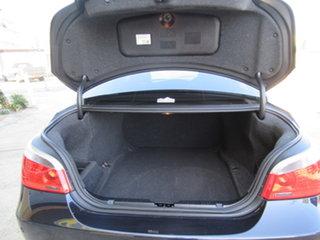 2006 BMW 540i E60 540i Black 6 Speed Automatic Sedan