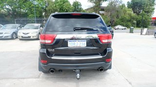 2011 Jeep Grand Cherokee WK MY2011 Limited 70th Anniversary Black 5 Speed Sports Automatic Wagon