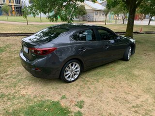 2015 Mazda 3 BM5238 SP25 SKYACTIV-Drive Astina Meteor Grey 6 Speed Sports Automatic Sedan
