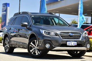 2020 Subaru Outback B6A MY20 2.5i CVT AWD Premium Magnetite Grey 7 Speed Constant Variable Wagon.