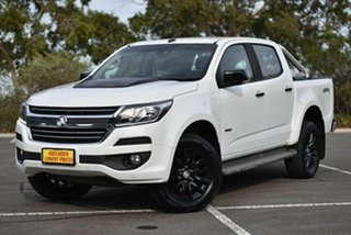 2017 Holden Colorado RG MY17 LTZ Pickup Crew Cab White 6 Speed Sports Automatic Utility.