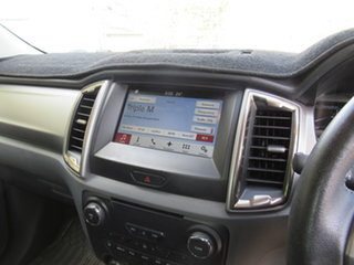 2017 Ford Ranger PK XLT White 6 Speed Manual Double Cab